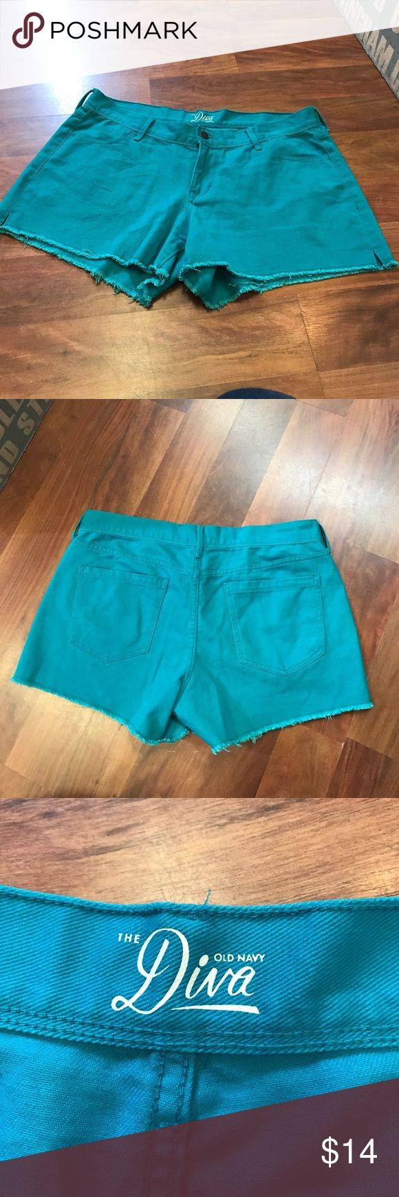 Old navy teal shorts sz 12 Old navy teal shorts sz 12 Old Navy Shorts