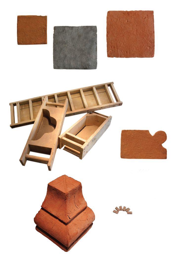 Steenfabriek Biezeveld B.V. - Produkte