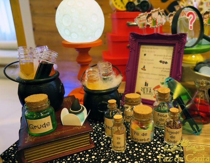 ingredientes poção leocadia
