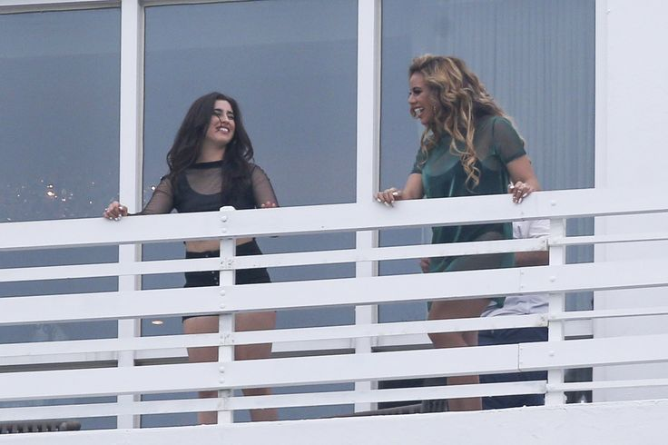 "5HonTour on Twitter: ""Lauren and Dinah today at #iHeartSummer17 #3 https://t.co/c3ZFUkXcMX"""