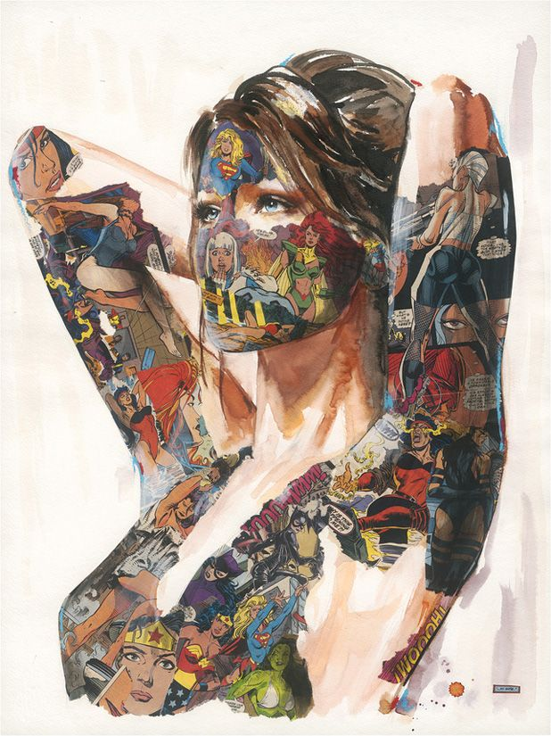 I need a guide: Sandra Chevrier # update