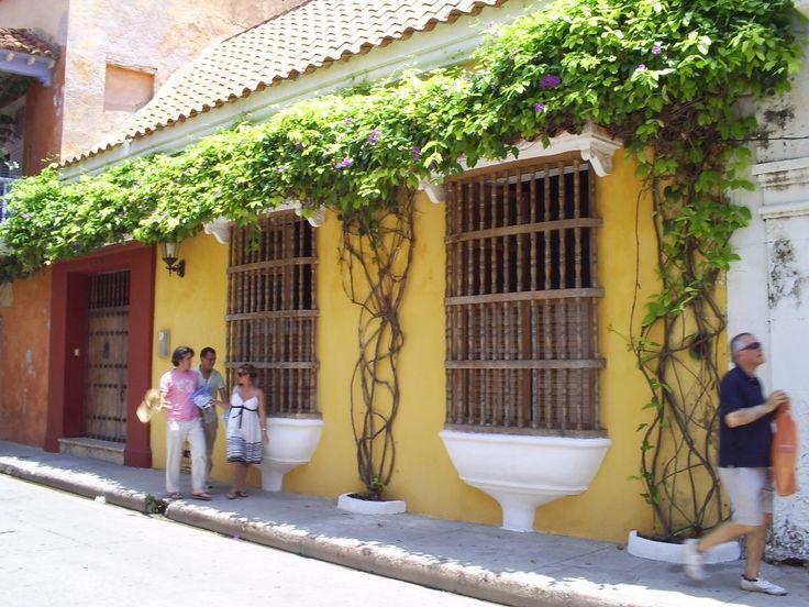 49 best images about casas coloniales on pinterest for Imagenes de casas coloniales