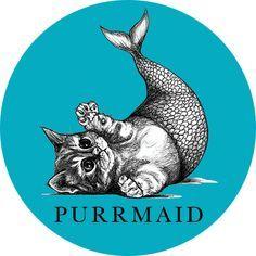 It's a Purrmaid!