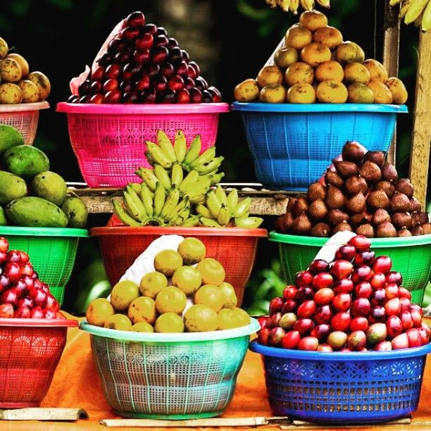 MONDAY • Traditional fruit markets found all over Bali. Try all the amazing exotic fruits for healthy kick start to your week. #Monday #markets #bali #healthy #cleanse #exotic #fruit #amazing #travel #adventure #instatravel #balifood #colour #adventure • Tag us in your Bali Pics #thebaliwhisperer