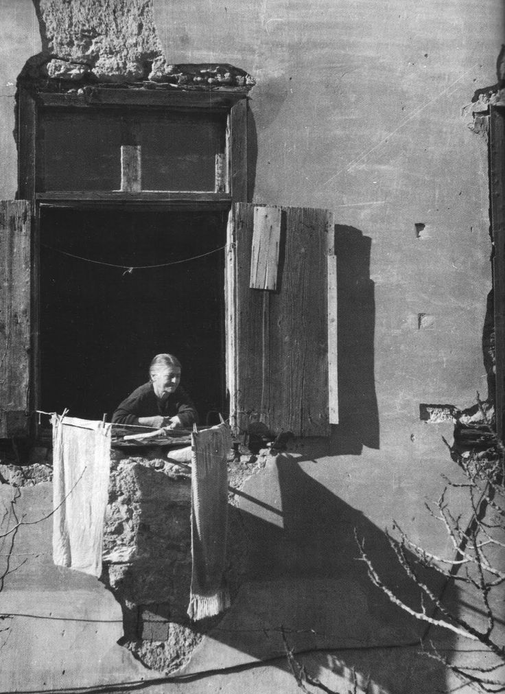 Plaka, 1951 - Dimitris Harisiadis