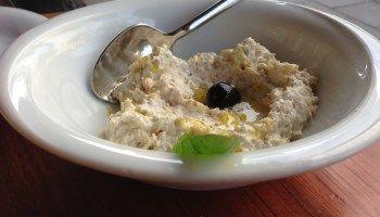 Melitzanosalata recipe (Traditional Greek Eggplant dip)