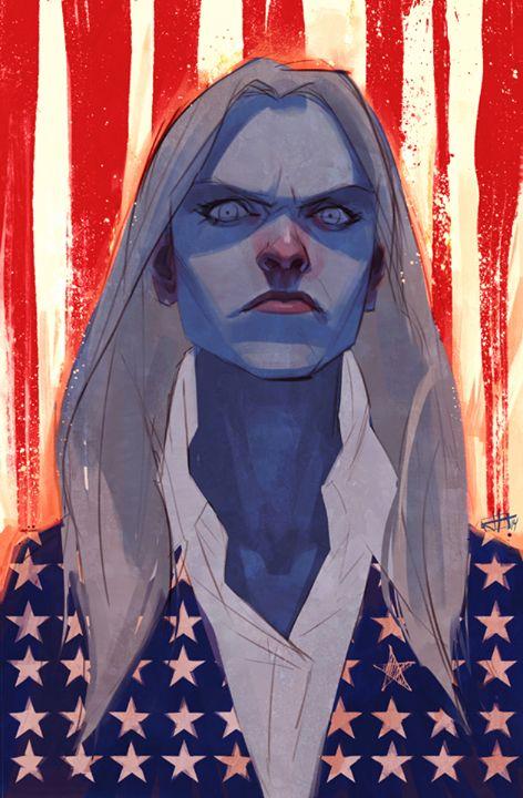 """Carrie Mathison"" from Homeland by Toni Infante - Blog/Website | (http://toniinfante.tumblr.com/) ★ ||"