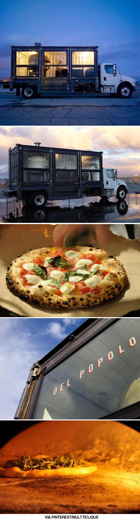 Del Popolo Pizza Food Truck