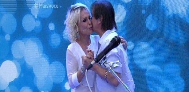 Ana Maria Braga Conta Que Foi Apaixonada Por Roberto Carlos Na