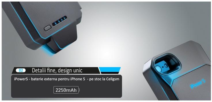 Acumulator extern Momax iPower 5 pe stoc la Cellgsm   CellGSM News Blog
