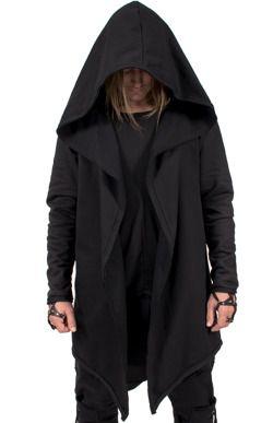 Bluza #amenomen z wielkim kapturem w klimacie #gothfashion . Bluza #unisex. #goth #gothgirl #gothboy #gothic ,  #gothmodel , #rockmetalshop #darkfashion