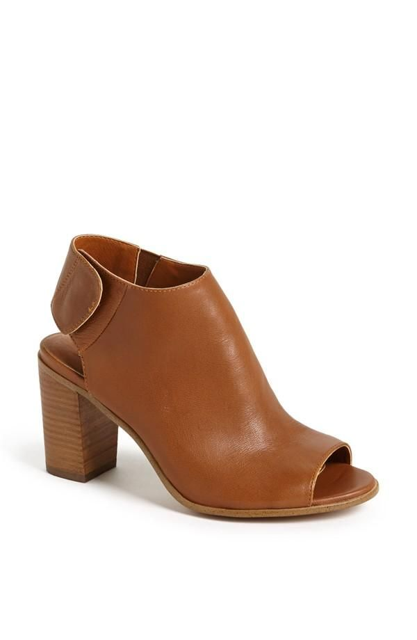 block heel with peep toe. Steve Madden ...