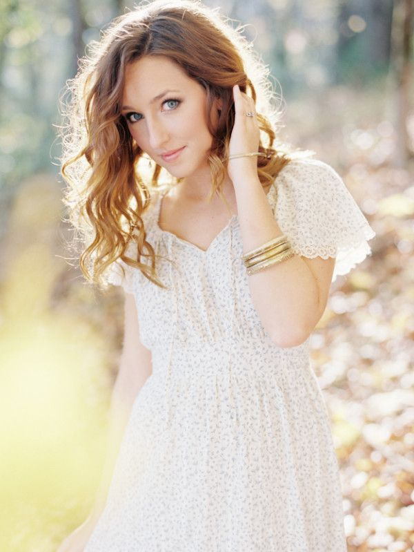 engaged-bride-to-be-redhead-ginger-gold-bracelets