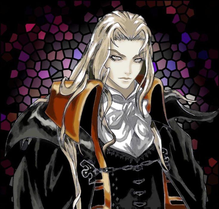 Alucard - Castlevania Symphony of the Night | Castlevania ...