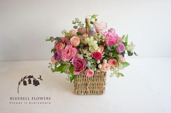 flower basket ©bluebellflowers