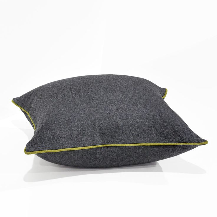 Augustus Armour/Turmeric Floor Cushion 60x60cm