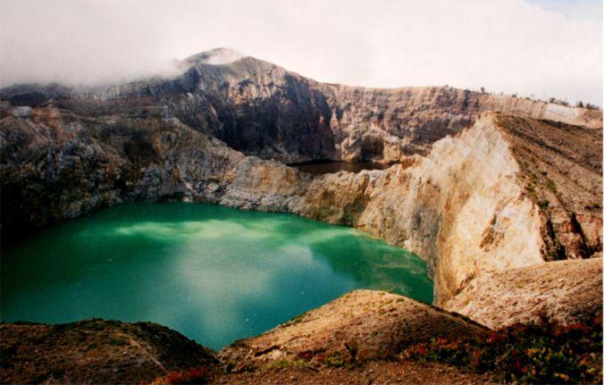 KELIMUTU FLORES   #Indonesia