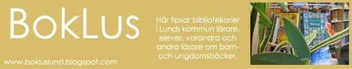 Boklus - bibliotekarier i Lunds kommun tipsar om barn- och ungdomsböcker