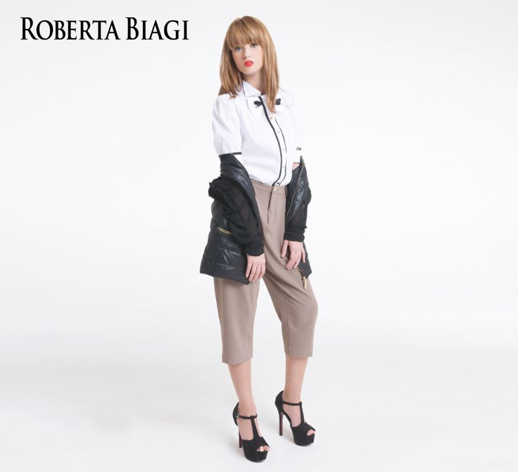 Spring Summer collection Roberta Biagi Outfit Lookbook