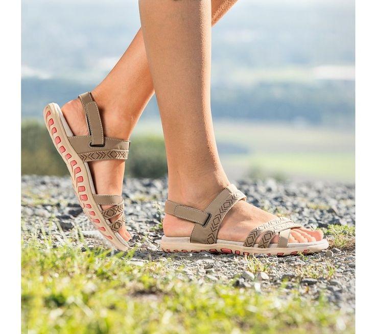 Sportovní sandály | blancheporte.cz #blancheporte #blancheporteCZ #blancheporte_cz #sandals