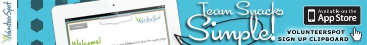 Free online sign up sheet, volunteer scheduling software , and volunteer management software.