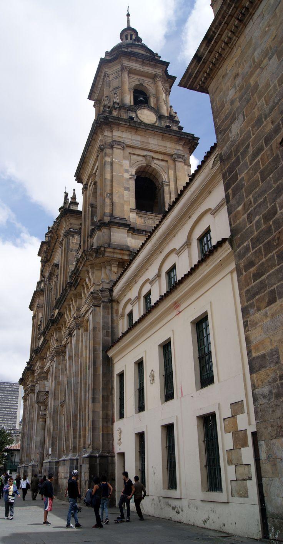 Bogotá, Catedral