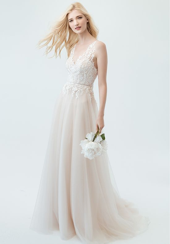 Jenny by Jenny Yoo Savannah #1754B A-Line Wedding Dress