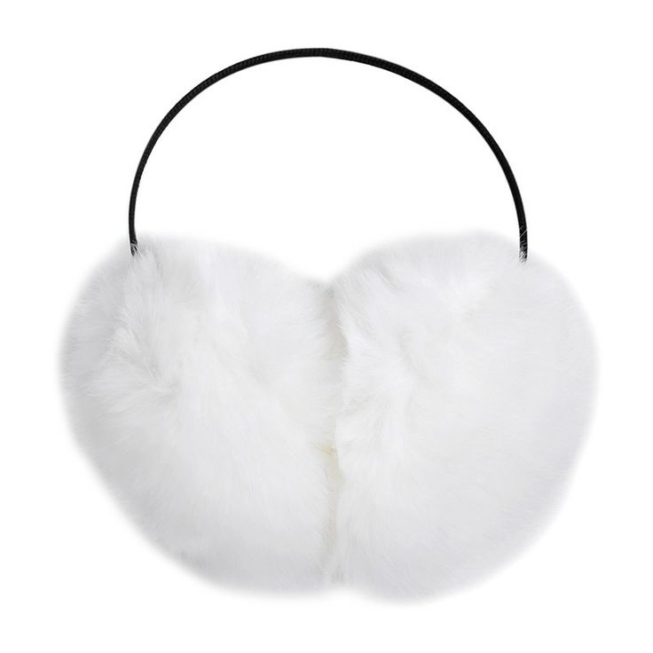 Autumn/Winter 2014 | FULLAHSUGAH FAUX FUR EAR MUFFS | €6.90 | 4404103410 | http://fullahsugah.gr