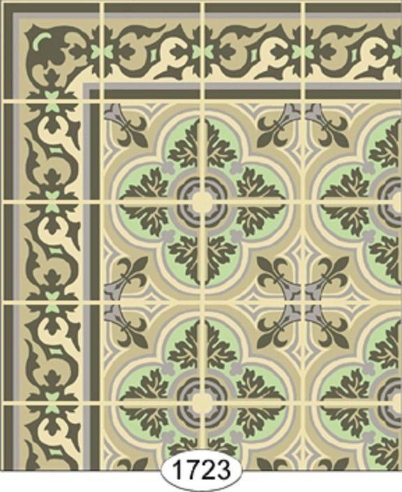 Miniature Dollhouse Tile Flooring: 87 Beste Afbeeldingen Van Dollhouse Flooring