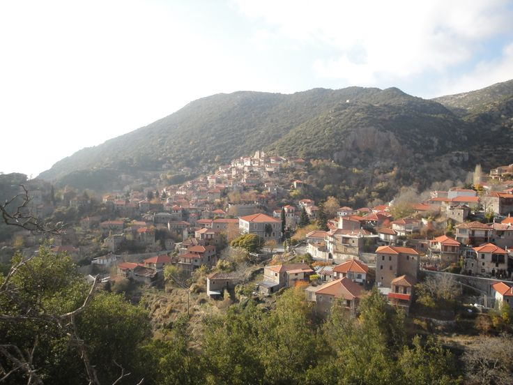 Stemnitsa village