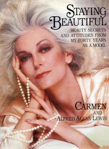 Carmen Dell'Orefice Beauty Secrets   Carmen Dell'Orefice, oldest top model in the world.   Luxury Activist
