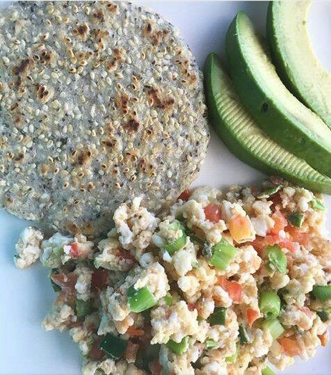 Desayuno nutritivo y delicioso