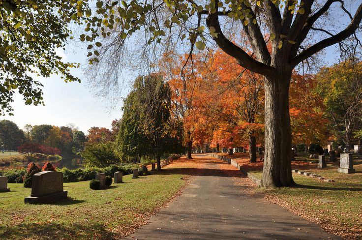 Spring Grove Cemetery Darien CT | by caboose_rodeo