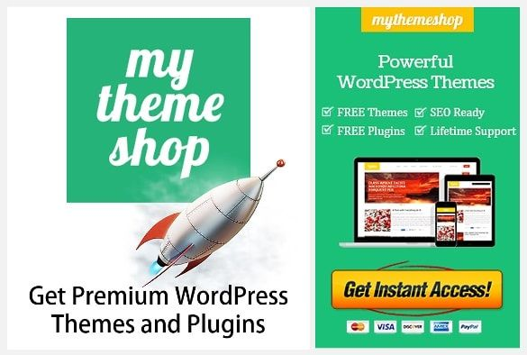 #MyThemeShop offer both a selection of well over a hundred innovative & beautiful Premium WordPress Themes. MyThemeShop themes are very attractive and #SEO friendly #wp #eCommerce #themes which not only helps to get attention but also helps in performing well in SEO rules & regulations to drive more search traffic.