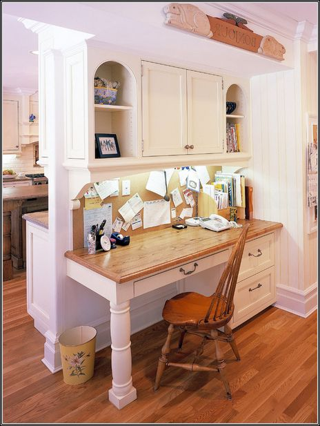 17 best images about mudroom on pinterest mudroom for Built in desk in kitchen ideas