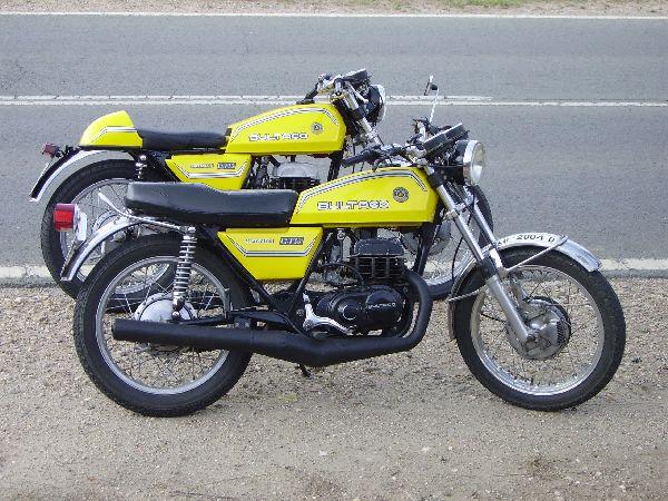 Bultaco Metralla