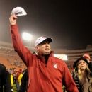 Oklahoma safely No. 3 in College Football Playoff rankings (Yahoo Sports)