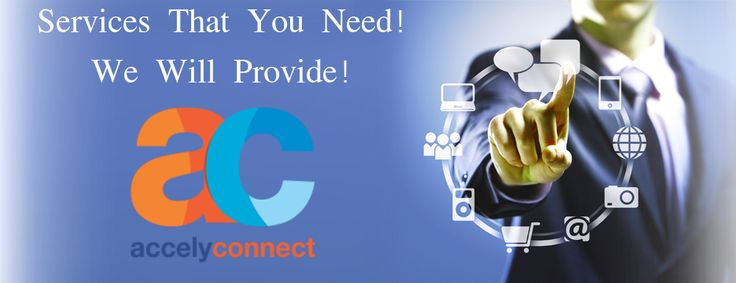 Looking For Any IT Services? Take a Look at Accely  #ITServices #Outsourcing #Accely