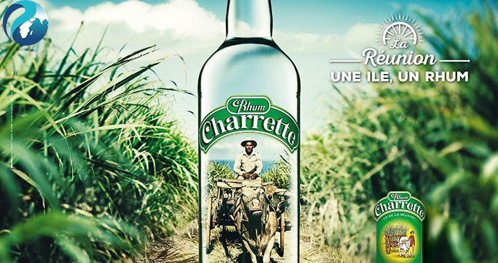 Le Rhum Charette : Nectar réunionnais, richesse d'un savoir-faire forgé par plusieurs générations de distillateurs.