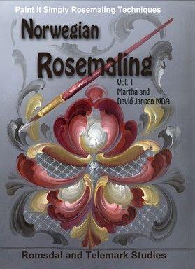 Jansen Art Online Store - B5005M- Norwegian Rosemaling- Video Book Download, $9.95 (http://www.jansenartstore.com/products/B5005M%2d-Norwegian-Rosemaling%2d-Multimedia-Download.html)