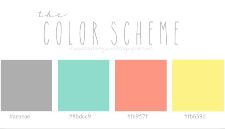Gender Neutral Colors That I Love Baby Pinterest