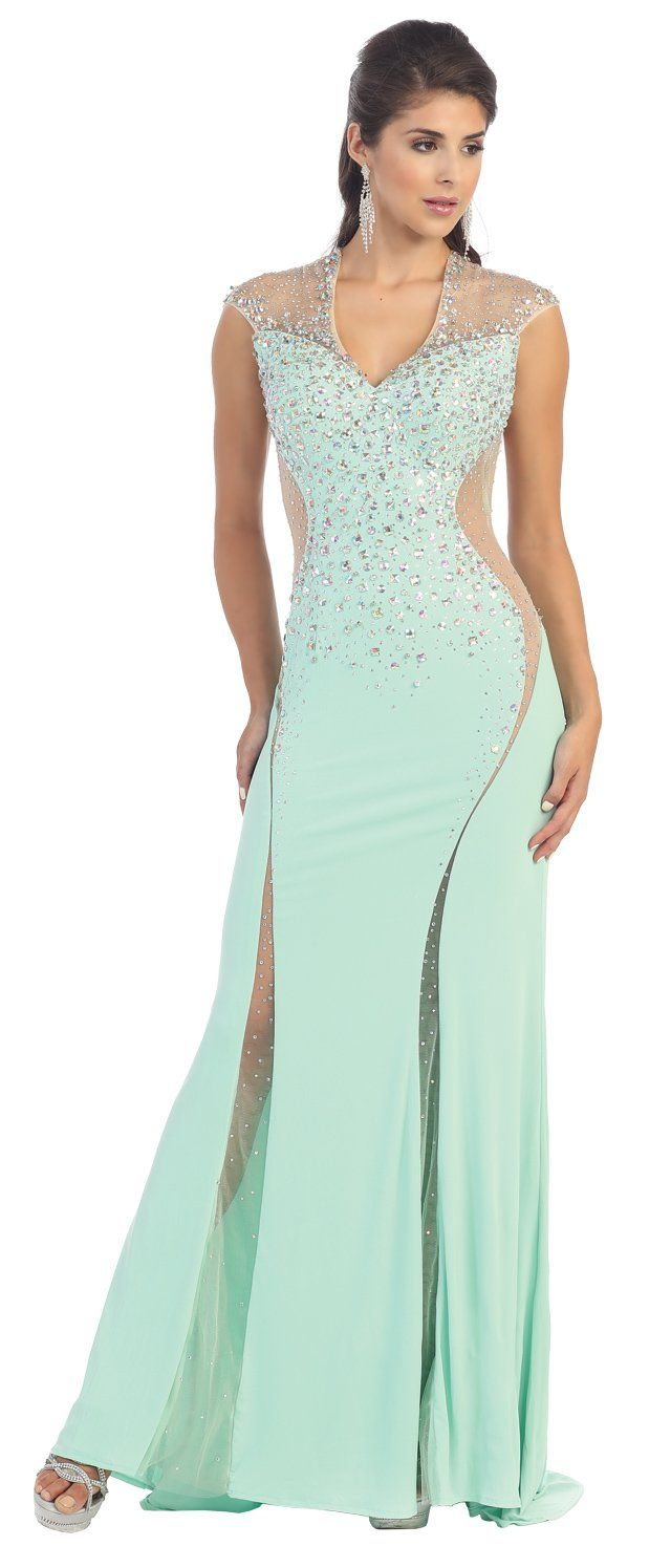 Wholesale long formal mermaid fit prom dress fitted prom dresses
