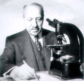 Georgios Papanicolaou -- Medical doctor.He studied at the University of Athens , Ph.D from the University of Munich, known for his invention of the Papanicolaou Test , commonly known as the PAP TEST , used worldwide and saving the lives of millions of women.