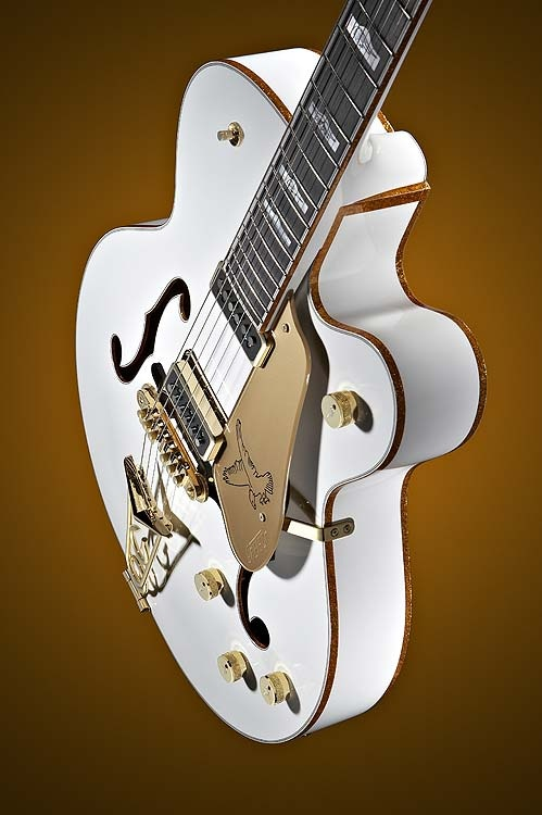 G6136DS White Falcon™ by Gretsch® Electric Guitars