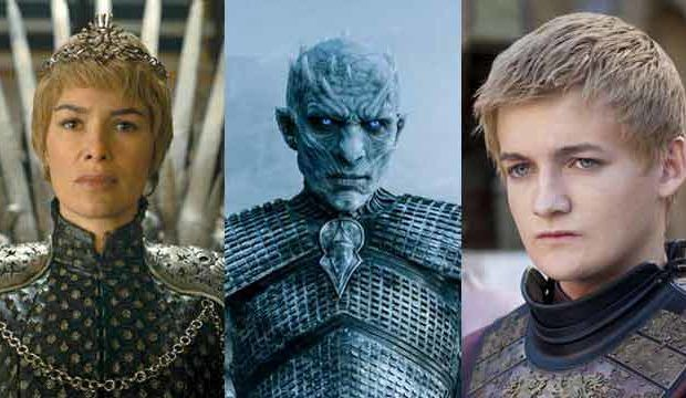 cersei lannister the night king joffrey game of thrones villains