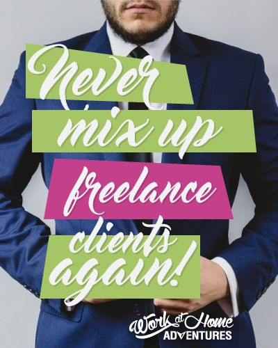 Great tips on managing multiple freelance clients!