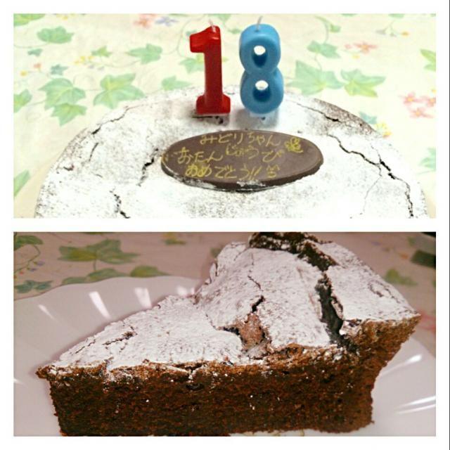 拙いケーキにたくさんもぐもぐリスナ、コメント頂きましてありがとうございます。 その後妻にバースデー仕様にしてもらいました。 帰宅後、私も一切れ。 ウイスキーに良かったw - 59件のもぐもぐ - 娘のバースデーケーキ デコ後 by ぬまちょふ