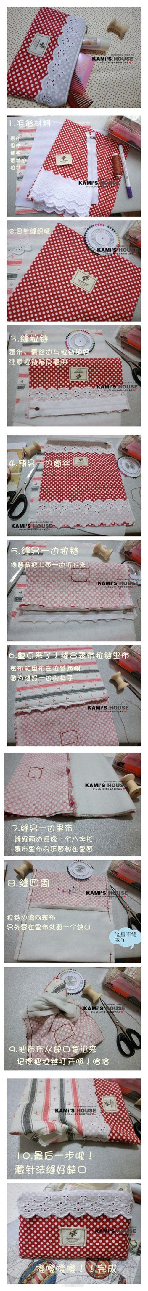 How to Make Stylish Fabric Handmade bags965