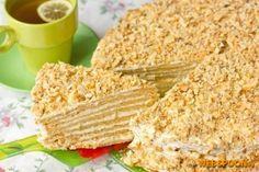 25 Торт «Пломбир»