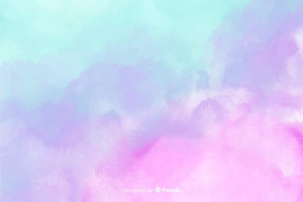 Download Pastel Color Watercolor Stain Background For Free In 2020